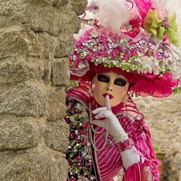 Journée Carnaval de Venise au Jardin