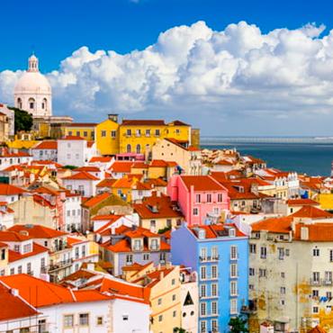 """Lisbonne """"la ville au 7 collines"""""""