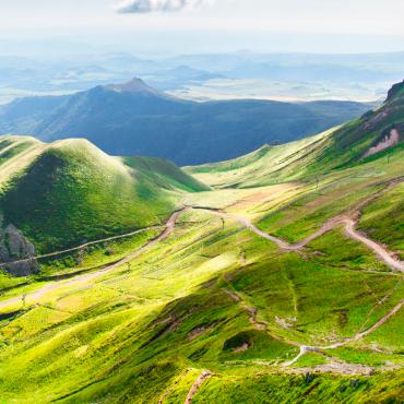 Auvergne, un patrimoine nature