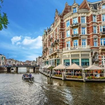 """Amsterdam """" la Venise du Nord"""""""