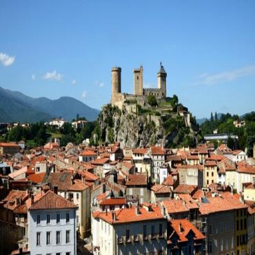 Les Forges de Pyrène et Foix