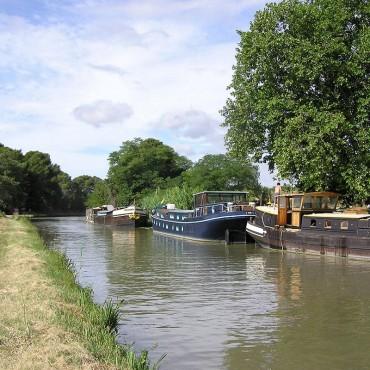 Canal du Midi - Le Lauragais