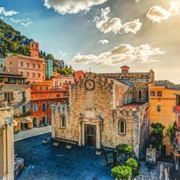 Le Tour de Sicile et les Îles Éoliennes