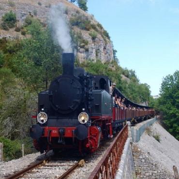 Journée Quercy et Train de...