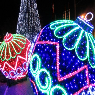 Marché de Noël à Bilbao