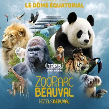 Zoo de Beauval et Châteaux de la Loire