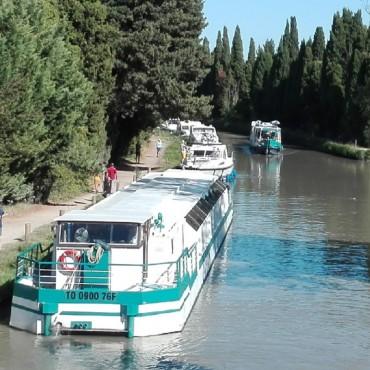 Journée Canal du Midi -  Le...