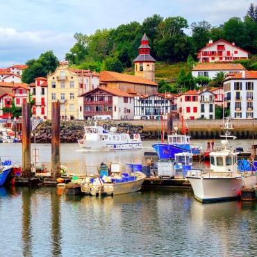 Les Landes et le Pays Basque